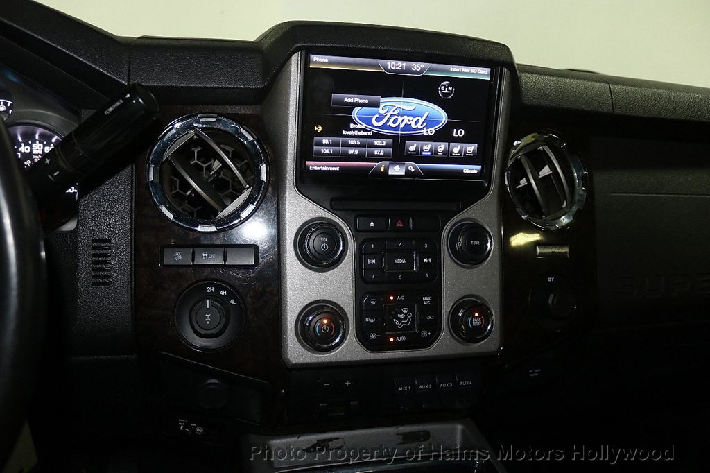 "2014 Ford Super Duty F-250 SRW 4WD Crew Cab 156"" Platinum - 17933673 - 21"