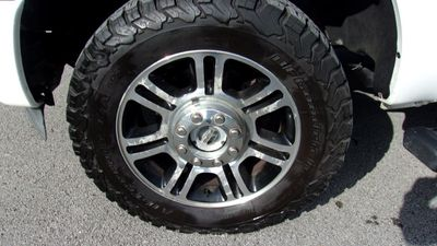 """2014 Ford Super Duty F-250 SRW 4WD Crew Cab 156"""" Platinum - Click to see full-size photo viewer"""