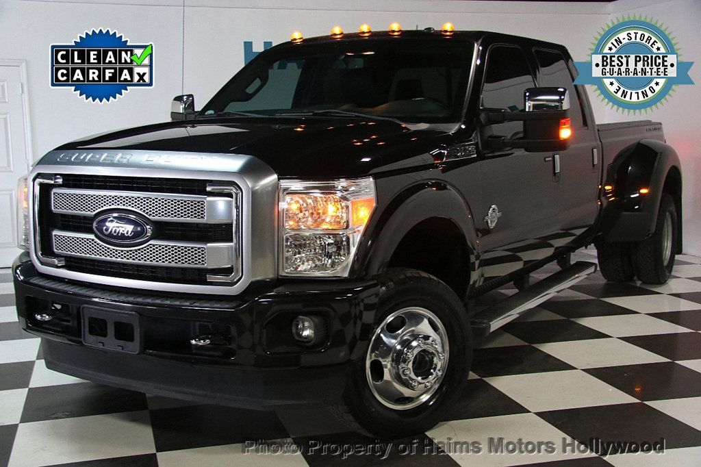 2014 Ford Super Duty F-350 DRW  - 17280749 - 0