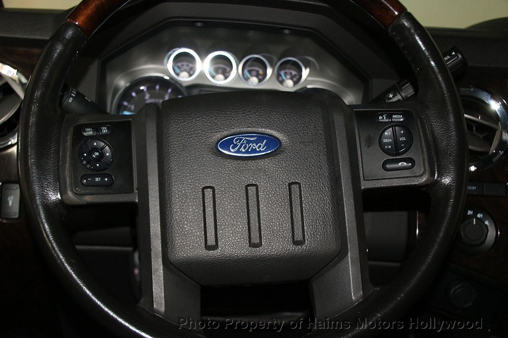2014 Ford Super Duty F-350 DRW  - 17280749 - 29