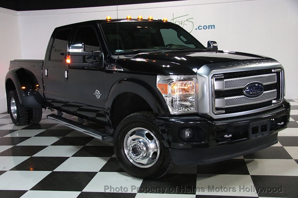 2014 Ford Super Duty F-350 DRW  - 17280749 - 3