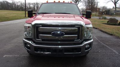 """2014 Ford Super Duty F-350 DRW 2WD Crew Cab 172"""" XLT - Click to see full-size photo viewer"""