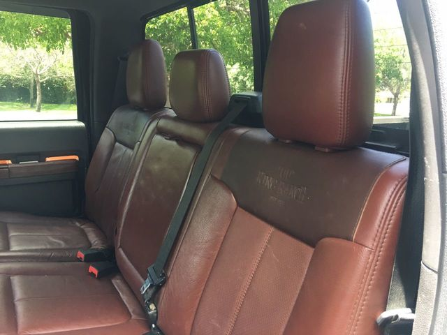 "2014 Ford Super Duty F-350 DRW 4WD Crew Cab 172"" King Ranch - Click to see full-size photo viewer"