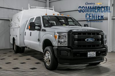 2014 Ford Super Duty F-350 DRW Cab-Chassis