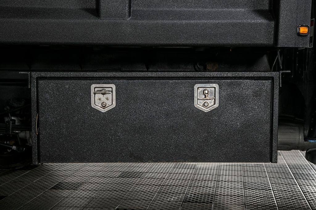 2014 Ford Super Duty F-550 DRW F550 SUPERCAB 4X4 * 6.7 POWERSTROKE * 11' CONTRACTOR DUMP - 17301033 - 13