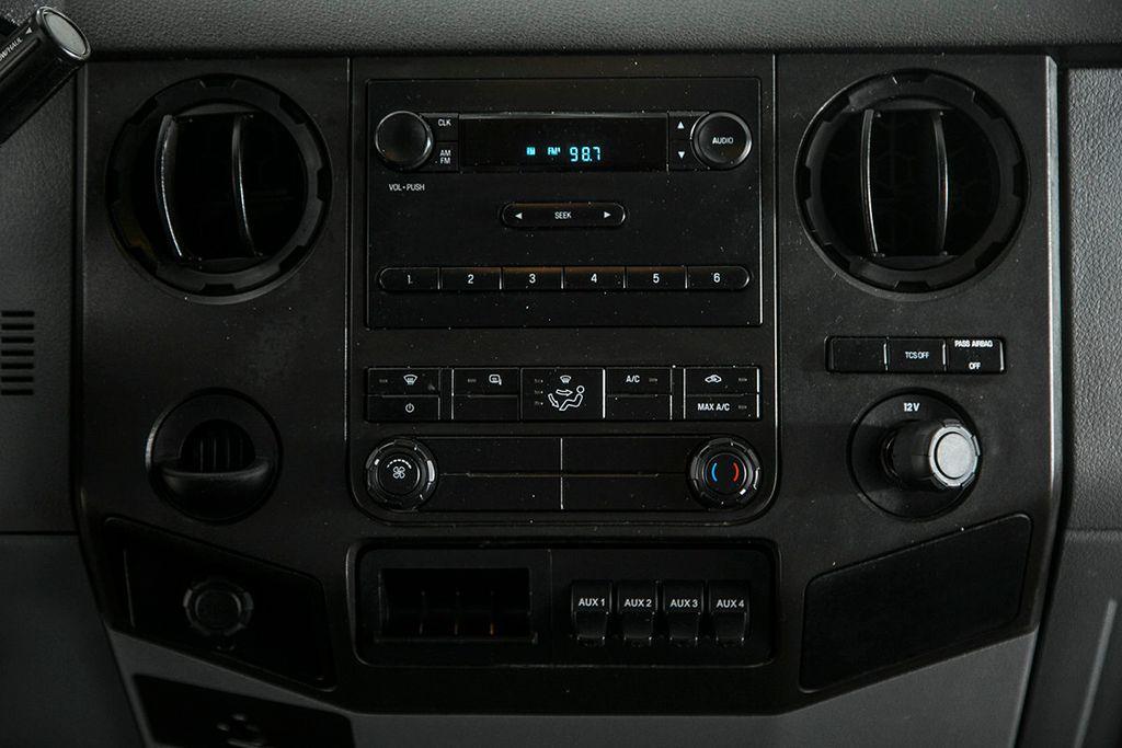 2014 Ford Super Duty F-550 DRW F550 SUPERCAB 4X4 * 6.7 POWERSTROKE * 11' CONTRACTOR DUMP - 17301033 - 19