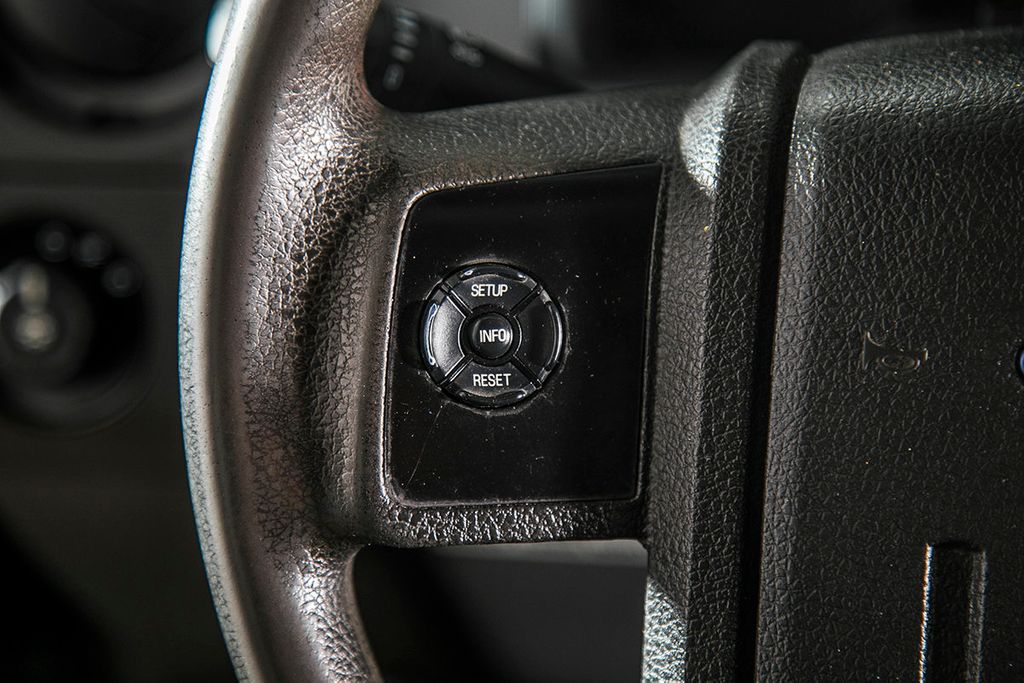 2014 Ford Super Duty F-550 DRW F550 SUPERCAB 4X4 * 6.7 POWERSTROKE * 11' CONTRACTOR DUMP - 17301033 - 23