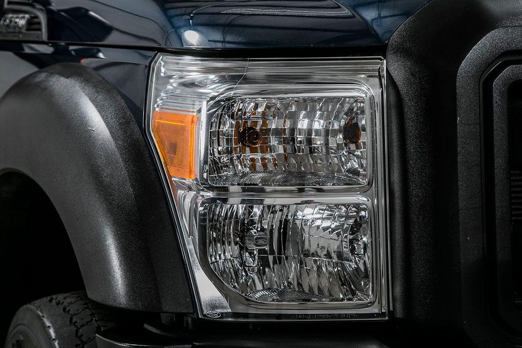 2014 Ford Super Duty F-550 DRW F550 SUPERCAB 4X4 * 6.7 POWERSTROKE * 11' CONTRACTOR DUMP - 17301033 - 8