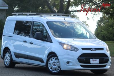 2014 Ford Transit Connect LWB XLT Van