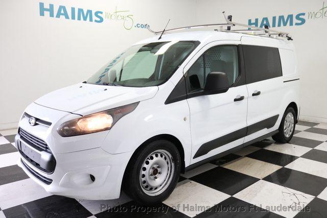 2014 Ford Transit Connect LWB XLT Van for Sale Fort Lauderdale, FL - $9,788  - Motorcar com