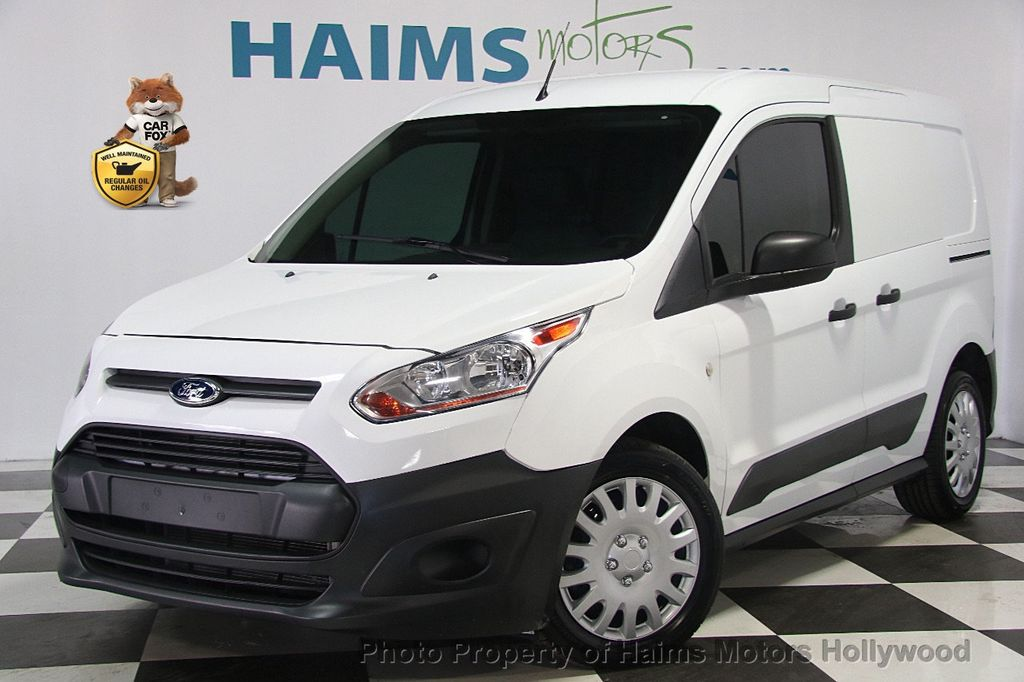 2014 Ford Transit Connect SWB XL - 17120790 - 0
