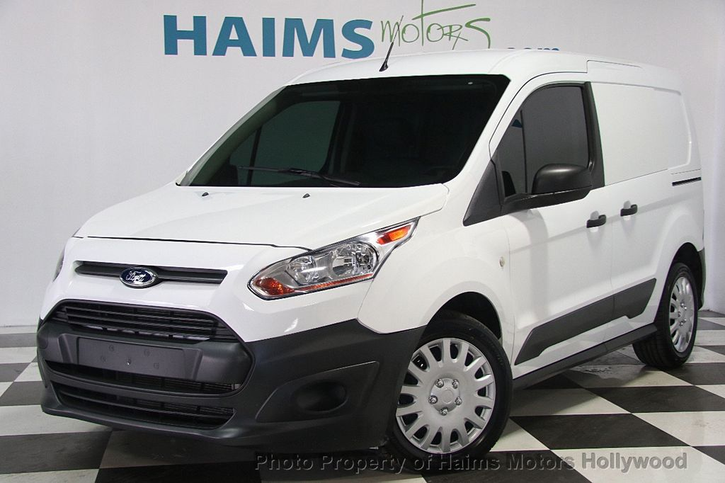 2014 Ford Transit Connect SWB XL - 17120790 - 1