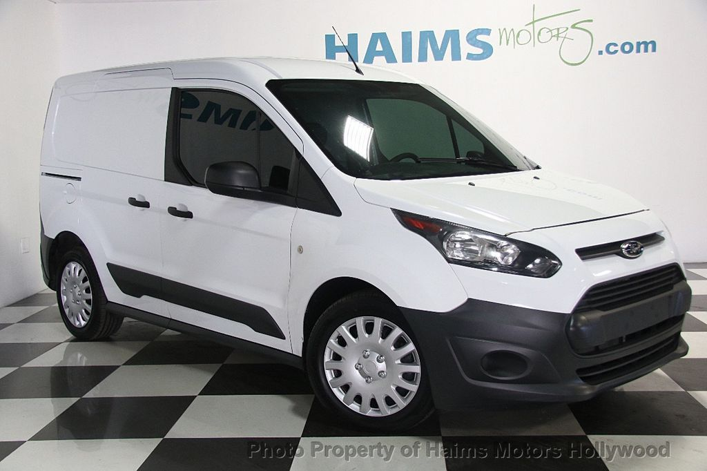 2014 Ford Transit Connect SWB XL - 17120790 - 3