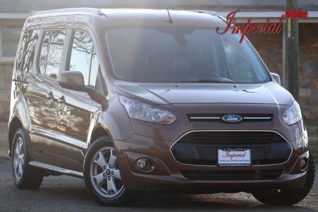 2014 Ford Transit Connect Wagon 4dr Wagon LWB Titanium w/Rear Liftgate