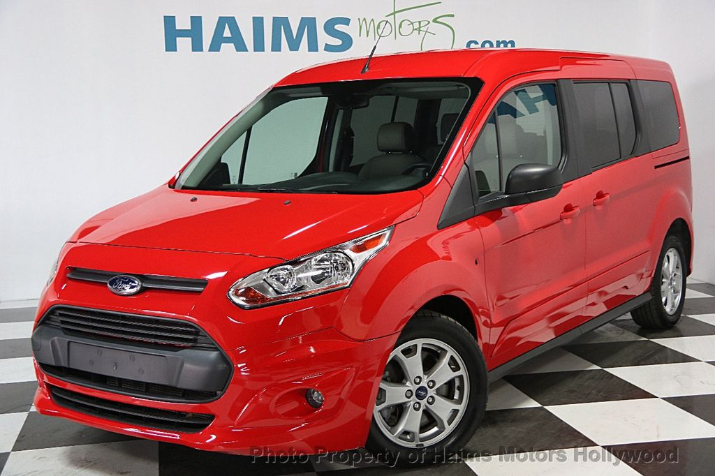2014 Used Ford Transit Connect Wagon 4dr Wagon LWB XLT at Haims