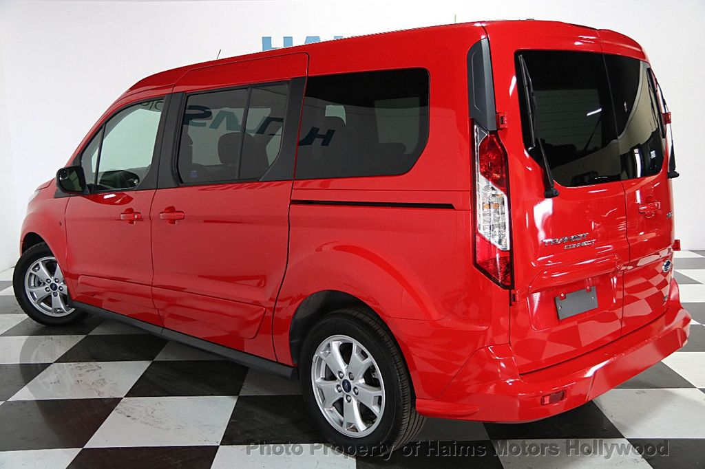 2014 Used Ford Transit Connect Wagon 4dr Wagon LWB XLT At