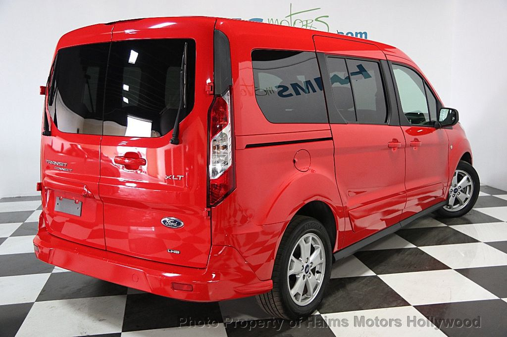 Used Ford Transit Connect >> 2014 Used Ford Transit Connect Wagon 4dr Wagon Lwb Xlt At Haims