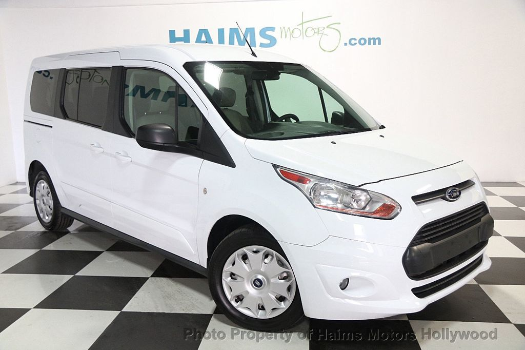 2014 Ford Transit Connect Wagon 4dr Wagon LWB XLT - 16510236 - 2