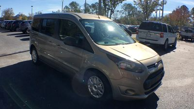 957a5ce3065bf7 2014 Used Ford Transit Connect Wagon 4dr Wagon LWB XLT w Rear ...