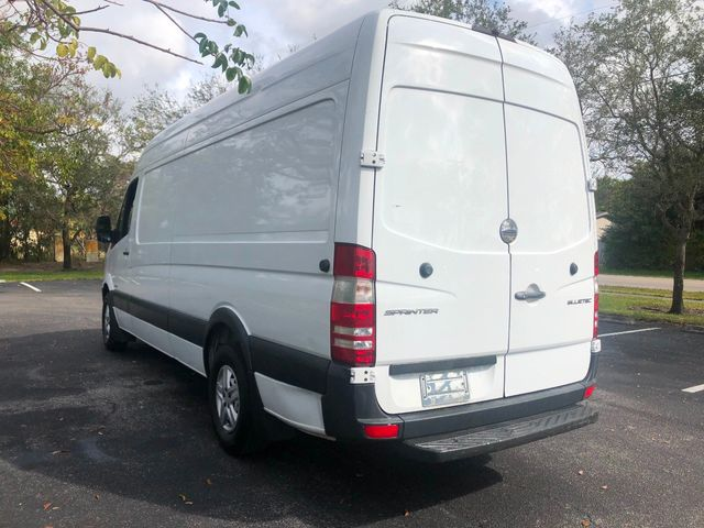 """2014 Freightliner Sprinter Cargo Vans 2500 170"""" EXT - Click to see full-size photo viewer"""
