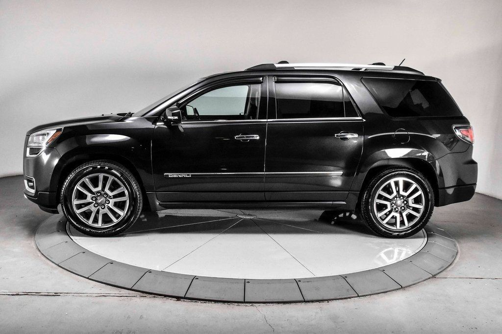 2014 Used Gmc Acadia Awd 4dr Denali At Elliott Bay Auto Brokers Serving Seattle Wa Iid 20501065