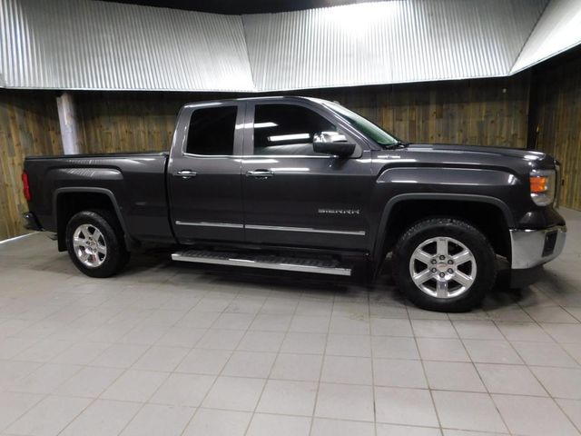 2014 GMC Sierra SLT Truck Extended Cab Standard Bed for Sale Plymouth, IN -  $26,995 - Motorcar com