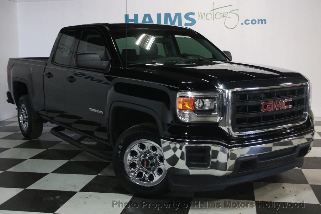 2014 Used Gmc Sierra 1500 2wd Double Cab 1435 At Haims Motors