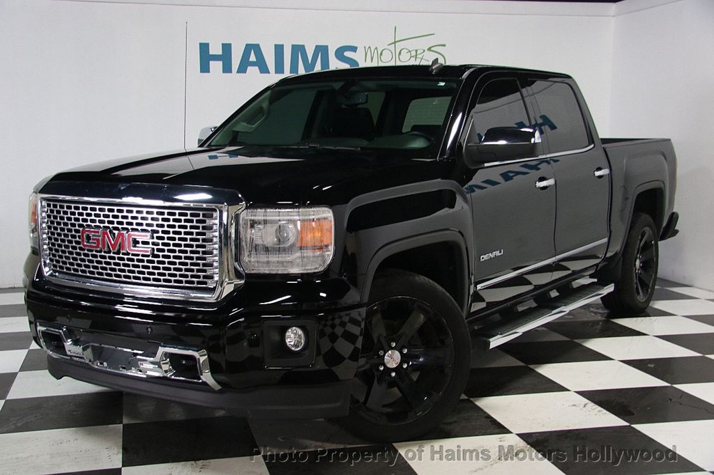 Good 2014 GMC Sierra 1500 Denali   16906364   1