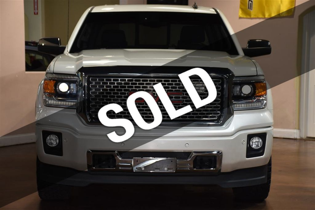 2014 Used Gmc Sierra 1500 Denali At Tampa Bay Auto Network Serving Tampa St Petersburg Clearwater Fl Iid 20340302