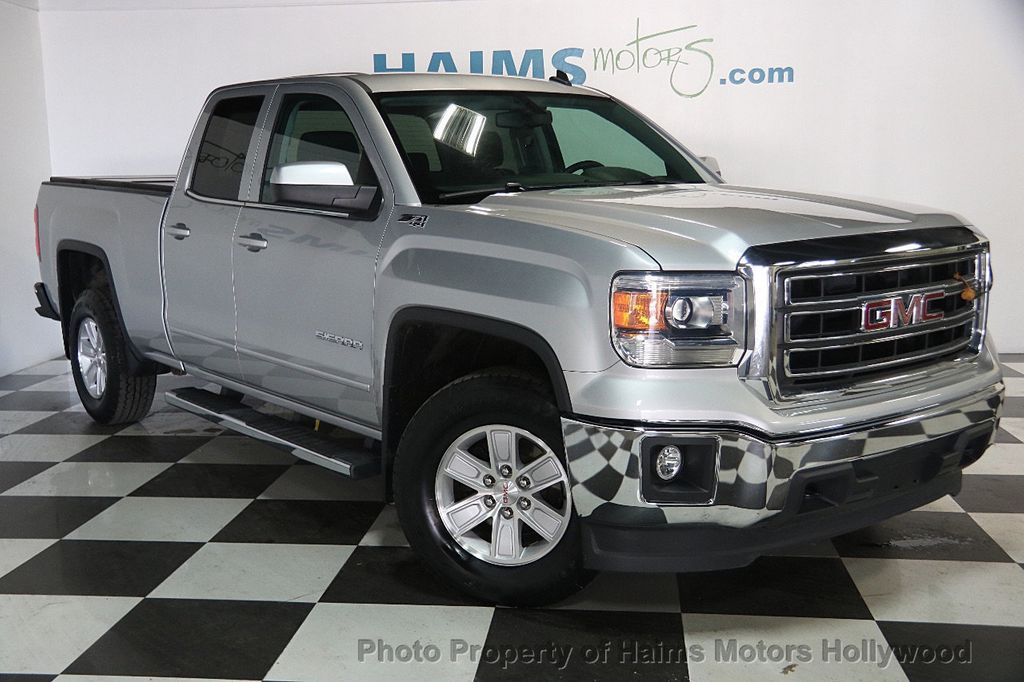 Gmc Dealer Miami >> 2014 Used GMC Sierra 1500 SLE at Haims Motors Serving Fort Lauderdale, Hollywood, Miami, FL, IID ...