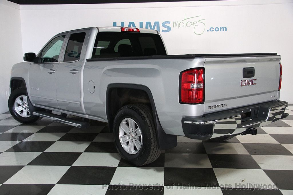 2014 used gmc sierra 1500 sle at haims motors hollywood serving fort lauderdale hollywood. Black Bedroom Furniture Sets. Home Design Ideas