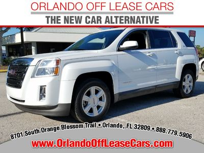 2014 GMC Terrain FWD 4dr SLE w/SLE-1 - Click to see full-size photo viewer