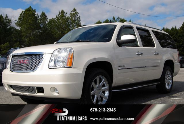 Used Yukon Denali >> 2014 Used Gmc Yukon Xl 2wd 4dr Denali At Platinum Used Cars Serving Alpharetta Ga Iid 18790925