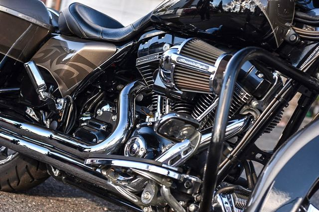 2014 Used Harley Davidson CVO Road King For Sale at WeBe Autos Serving Long  Island, NY, IID 18309441
