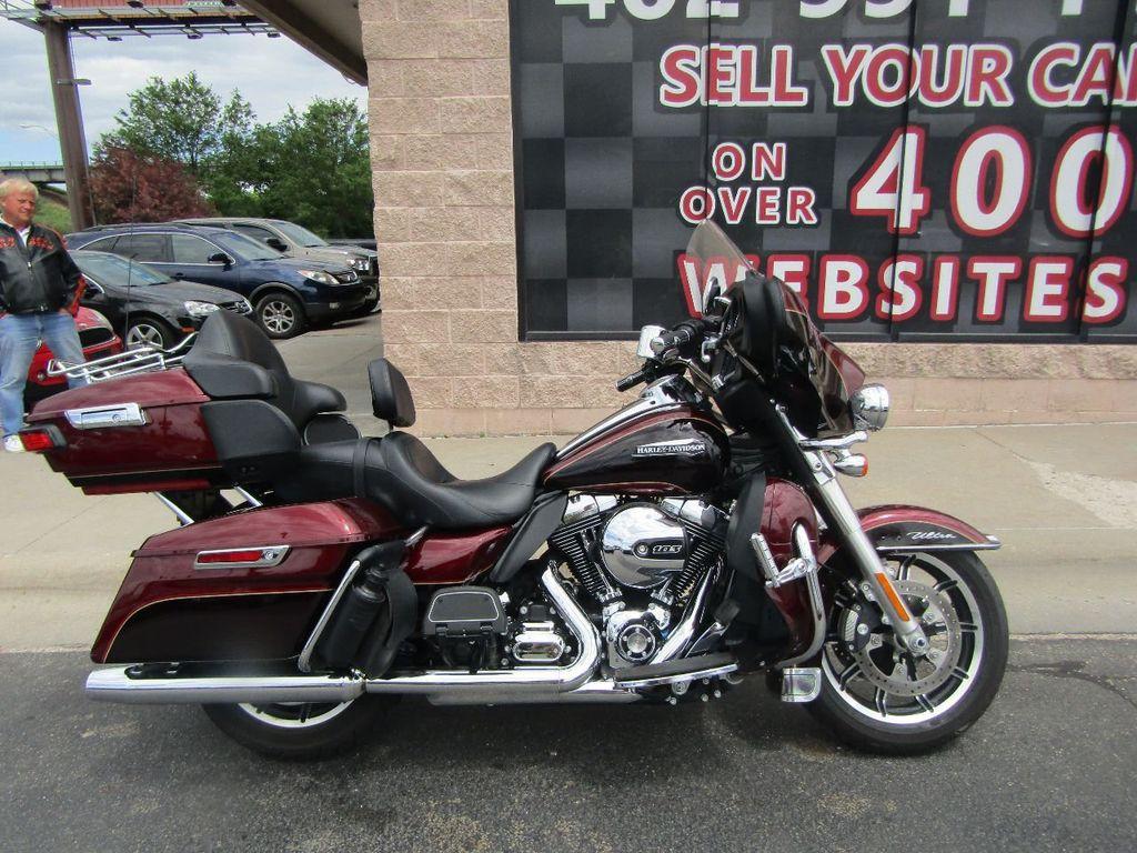 2014 Harley-Davidson Electra Glide Ultra Classic FLHTCU - 16554580 - 0
