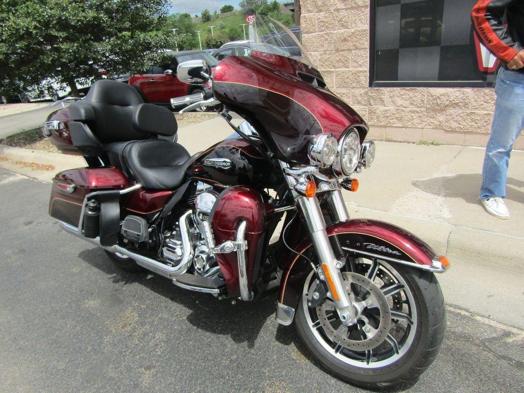 2014 Harley-Davidson Electra Glide Ultra Classic FLHTCU - 16554580 - 1