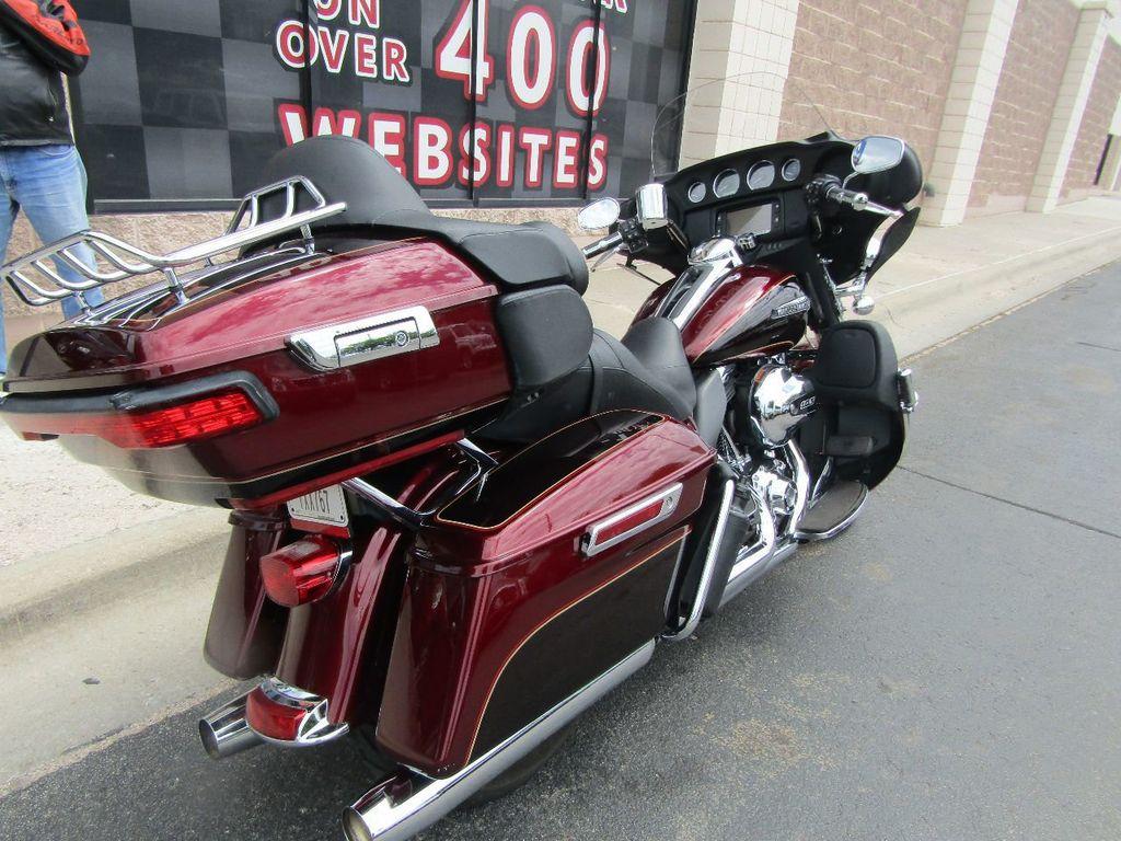 2014 Harley-Davidson Electra Glide Ultra Classic FLHTCU - 16554580 - 5
