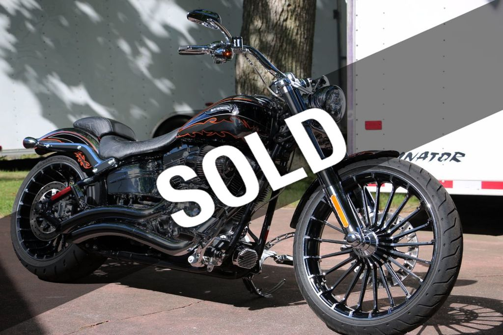 2014 Used Harley-Davidson FXSBSE CVO Breakout at WeBe Autos Serving ...