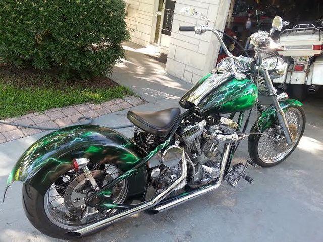 2014 Used Harley-Davidson Hardtail Custom at WeBe Autos Serving Long  Island, NY, IID 13843603