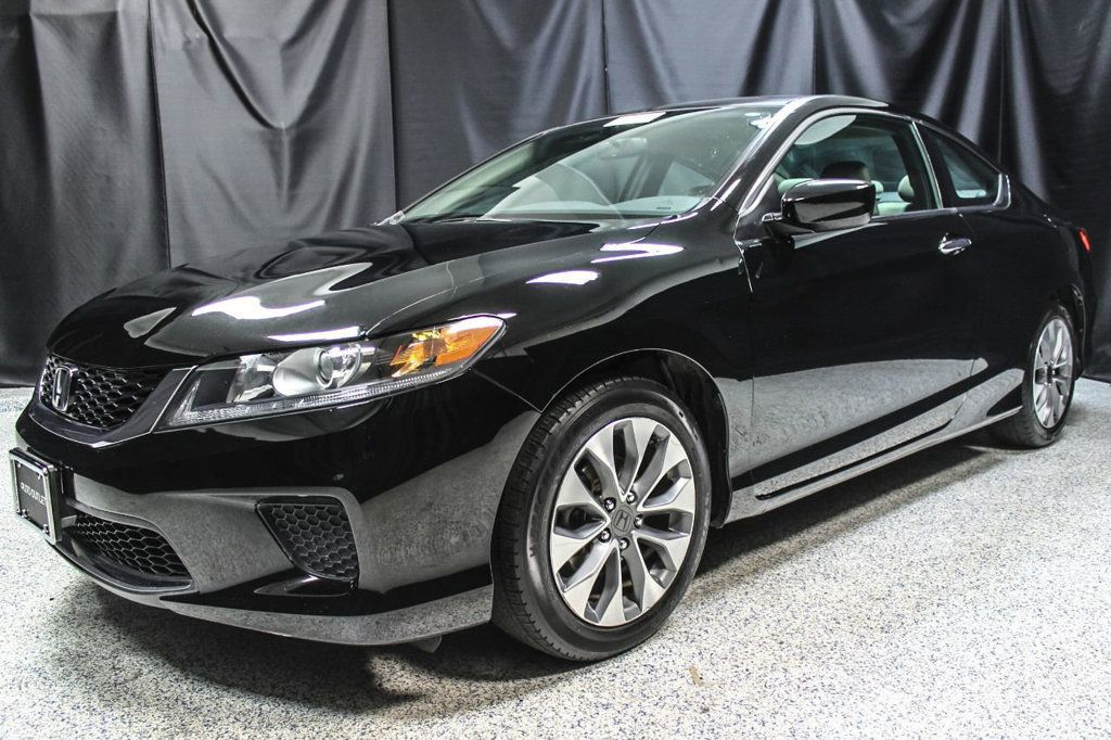 2014 Honda Accord Coupe 2dr I4 CVT EX   16821499   1