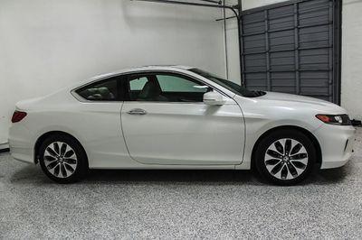 2014 Used Honda Accord Coupe 2dr I4 Cvt Ex At Dip S Luxury Motors