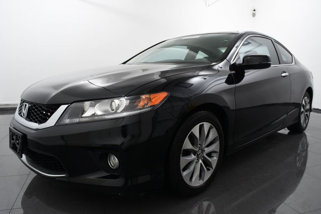 2014 Honda Accord Coupe 2dr I4 CVT EX L   17263219   0