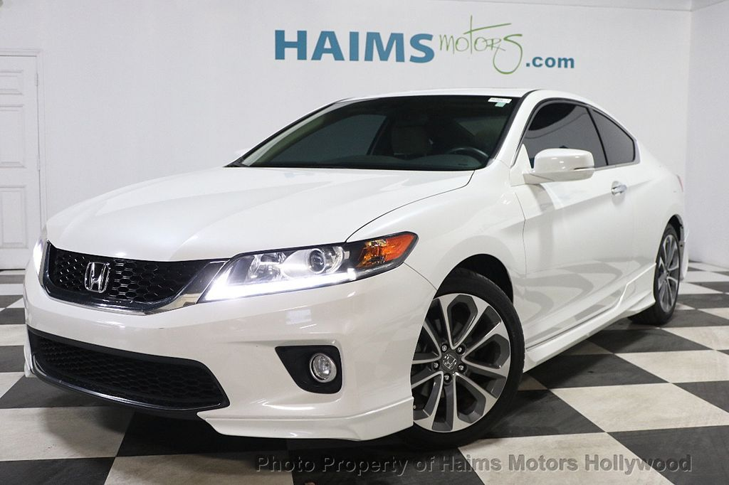 Elegant 2014 Honda Accord Coupe 2dr V6 Automatic EX L   17916135   1