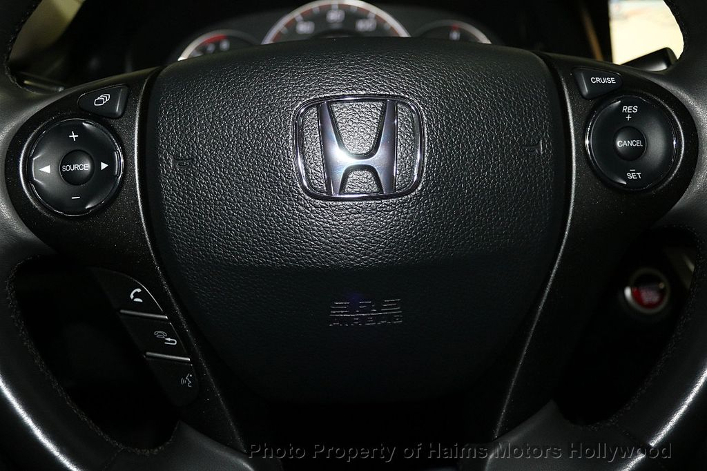 2014 Honda Accord Coupe 2dr V6 Automatic EX-L - 17916135 - 25