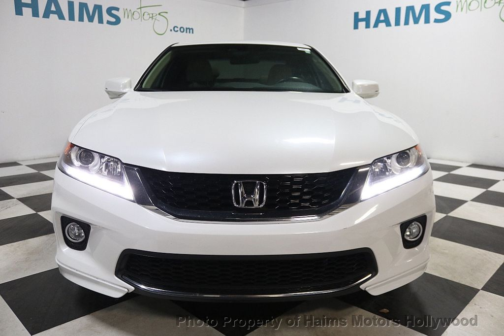 2014 Honda Accord Coupe 2dr V6 Automatic EX-L - 17916135 - 2