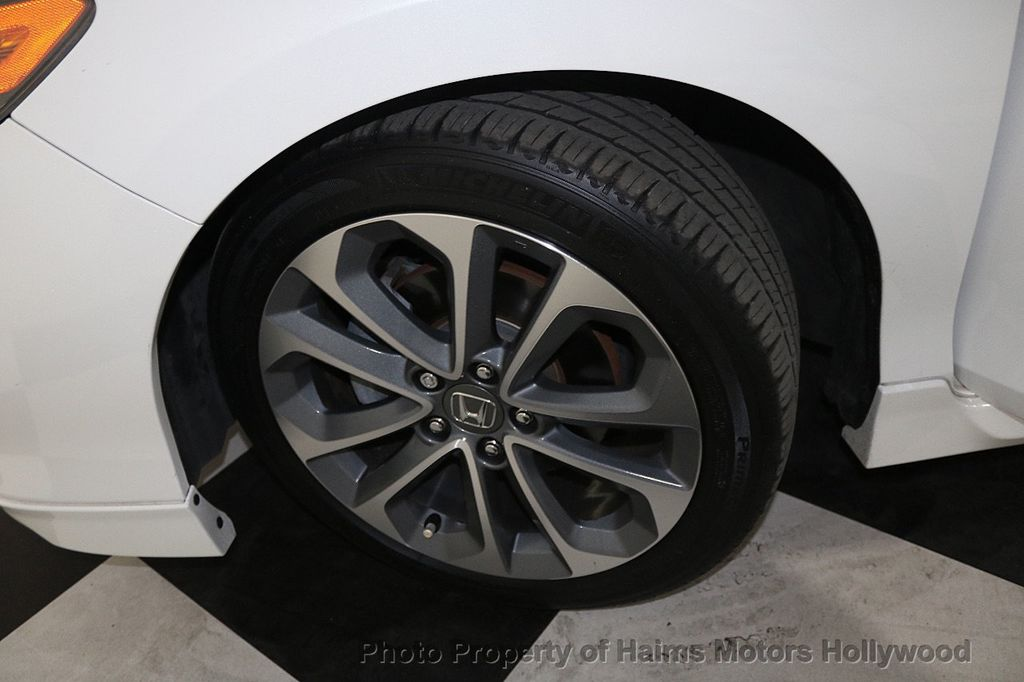 2014 Honda Accord Coupe 2dr V6 Automatic EX-L - 17916135 - 31