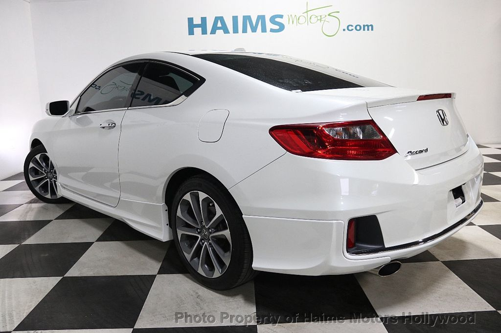 2014 Honda Accord Coupe 2dr V6 Automatic EX-L - 17916135 - 4