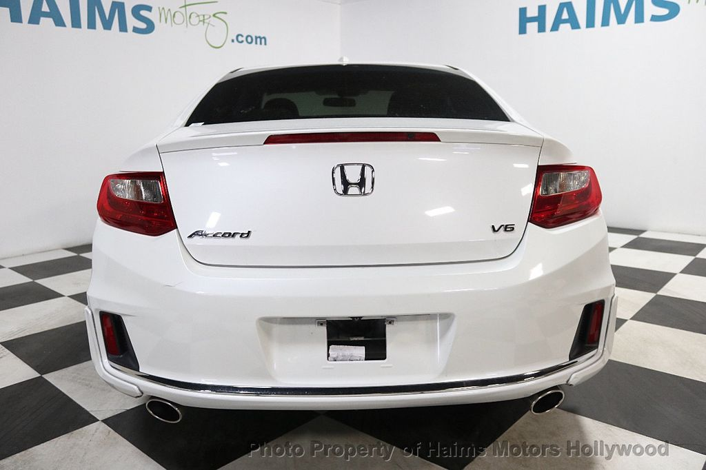 2014 Honda Accord Coupe 2dr V6 Automatic EX-L - 17916135 - 5