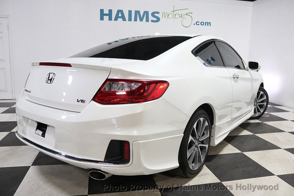 2014 Honda Accord Coupe 2dr V6 Automatic EX-L - 17916135 - 6