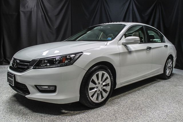 2014 Honda Accord Sedan 4dr I4 CVT EX